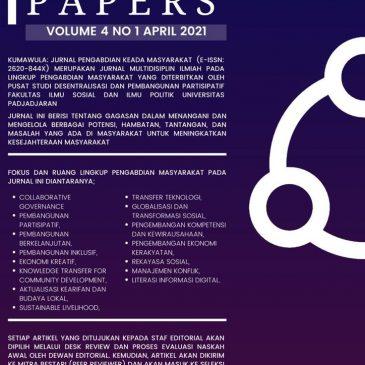 Kumawula Vol. 4 No. 1: Call for Paper